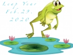 Leap Year - Frog
