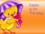 Easter is on the way