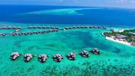 Maldives Beach - Ocean, Beach, Island, Resort