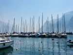 Sailboats in Italy