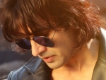 Raj kumar wear sunglasses in sunshine Hq