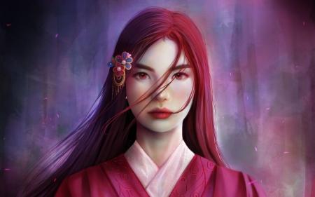 Mulan Fantasy Abstract Background Wallpapers On Desktop Nexus Image 2545706