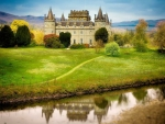 Inverary Castle, Scotland