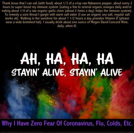 Comments On Why I Have Zero Fear Of Coronavirus Flu Colds Etc 3d And Cg Wallpaper Id 2547377 Desktop Nexus Abstract