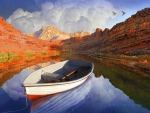Colorado River Rowboat