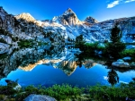 Mountains Reflections