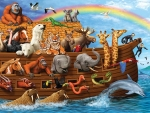 voyage of the Ark