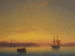 Constantinople at dawn