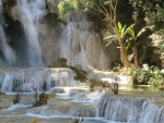 Kuang If Waterfall, Laos