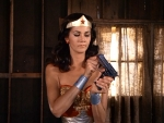 Wonder Woman Destroys a Gun