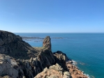 Le Pinacle Rock, Jersey, Channel Islands