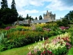 The Gardens of Cawdor Castle Scotland