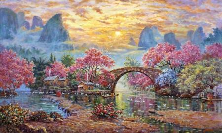 Spring Landscape Other Nature Background Wallpapers On Desktop Nexus Image 2550104