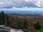fall in the blue ridge