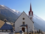 Church in East Tyrol, Austria