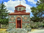 Church in Macheras, Cyprus