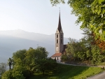 Church in South Tyrol, Italy