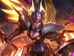 Freya War Angel