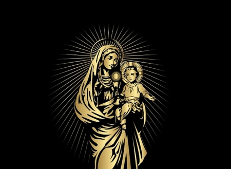 Mother Mary - virgin, christ, jesus, mary
