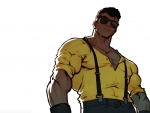 Streets of Rage 4 - Adam Hunter