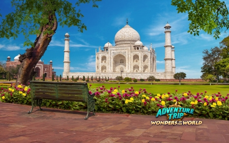 AdventureTrip - Wonders of the World07 - video games, cool, puzzle, hidden object, fun