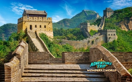 AdventureTrip - Wonders of the World12 - video games, cool, puzzle, hidden object, fun