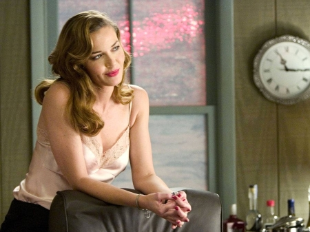 Connie Nielsen - Nielsen, beautiful, model, skirt, Connie Nielsen, blouse, Ice Harvest, Connie, actress, wallpaper, 2020, hot, screen cap