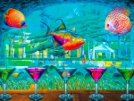 The Reef Martini Bar