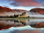 Kilchum Castle, Scotland