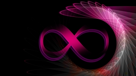 Infinit Infinity - Firefox theme, time, inifinty, bright, colors, forever, abstract, pink, infinit