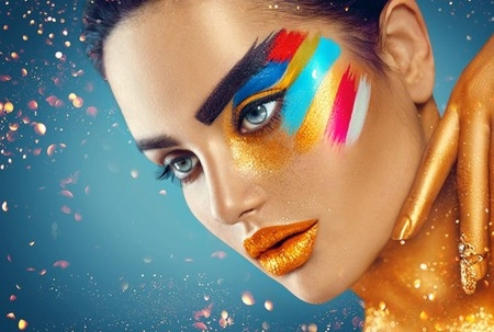 ღ - Fashion, Portrait, Woman, Makeup