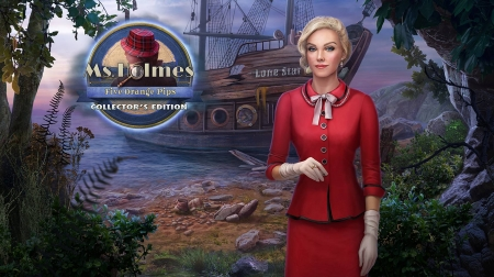 Ms Holmes 2 - Five Orange Pips06 - video games, cool, puzzle, hidden object, fun