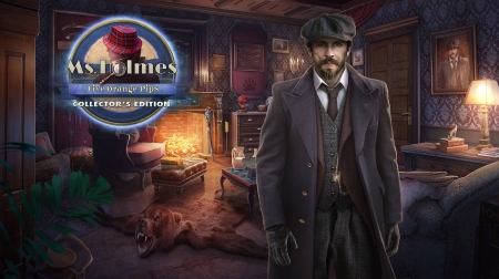 Ms Holmes 2 - Five Orange Pips08 - video games, cool, puzzle, hidden object, fun