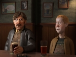 Steven Stahlberg - 'Two Old Friends In A Pub'