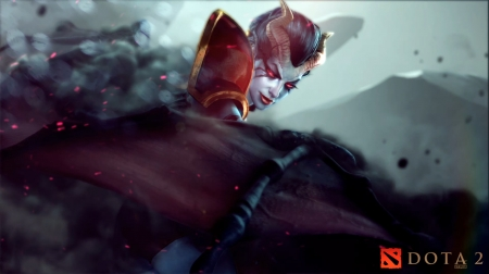 DOTA 2 - QOP - PAIn, battle, pain, dota2, dots, 2020, dota, queen