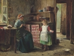 Mother's Little Helper by Carlton Alfred Smith