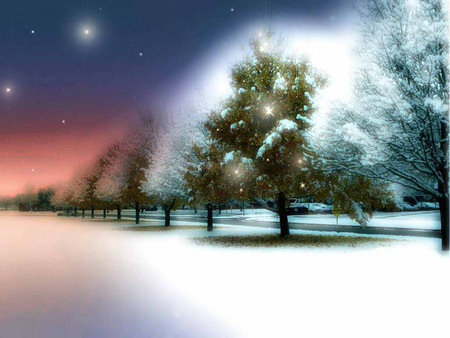 winter landscape winter nature background wallpapers on desktop