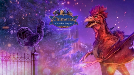 Chimeras 11 - Cherished Serpent10 - video games, fun, puzzle, hidden object, cool