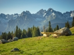 Tatry in Poland