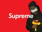 Supreme Golden Uzi