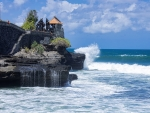 Coast of Bali, Indonesia