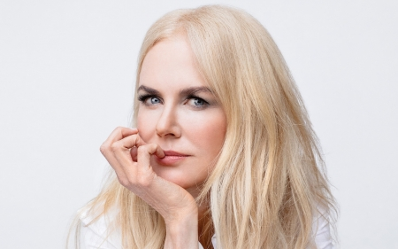 Nicole Kidman - Nicole Kidman, actress, model, girl, blonde, face, woman