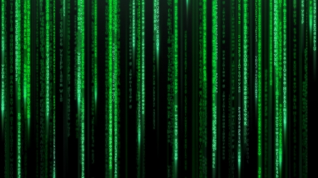 Matrix Code - text, code, green text, matrix