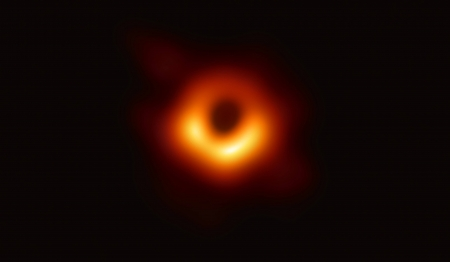 Black Hole - Picture, Black Hole, Messier-87, First