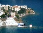 Leros island in Greece