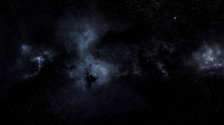 Dark Space - galaxies, space, stars, planets, cool, fun