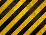 Old Hazard Stripes Texture