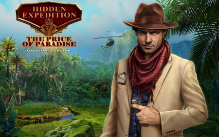 Hidden Expedition 19 - The Price of Paradise01 - video games, fun, puzzle, hidden object, cool