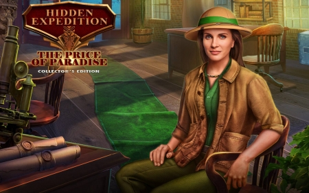 Hidden Expedition 19 - The Price of Paradise02 - video games, fun, puzzle, hidden object, cool