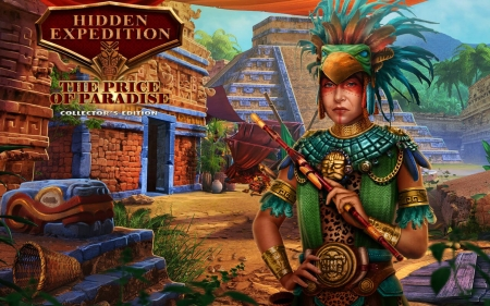Hidden Expedition 19 - The Price of Paradise04 - video games, fun, puzzle, hidden object, cool
